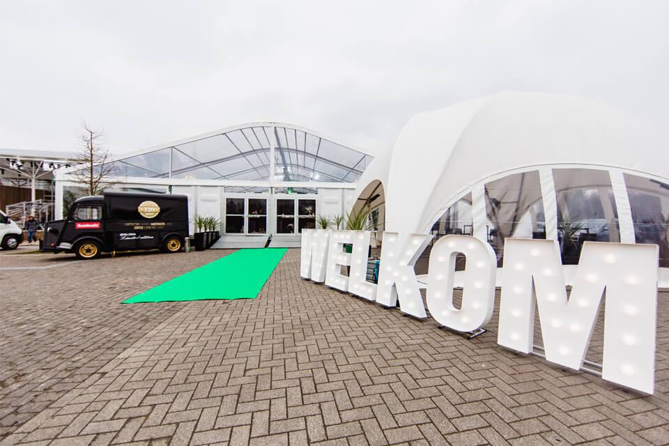 Opening Bouwcampus België