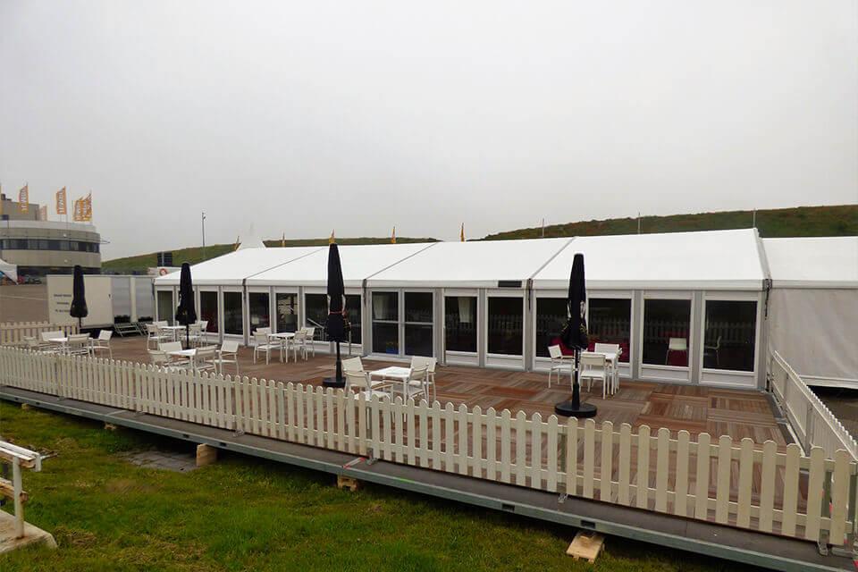 VIP Paviljoen huren Donselaar Tenten