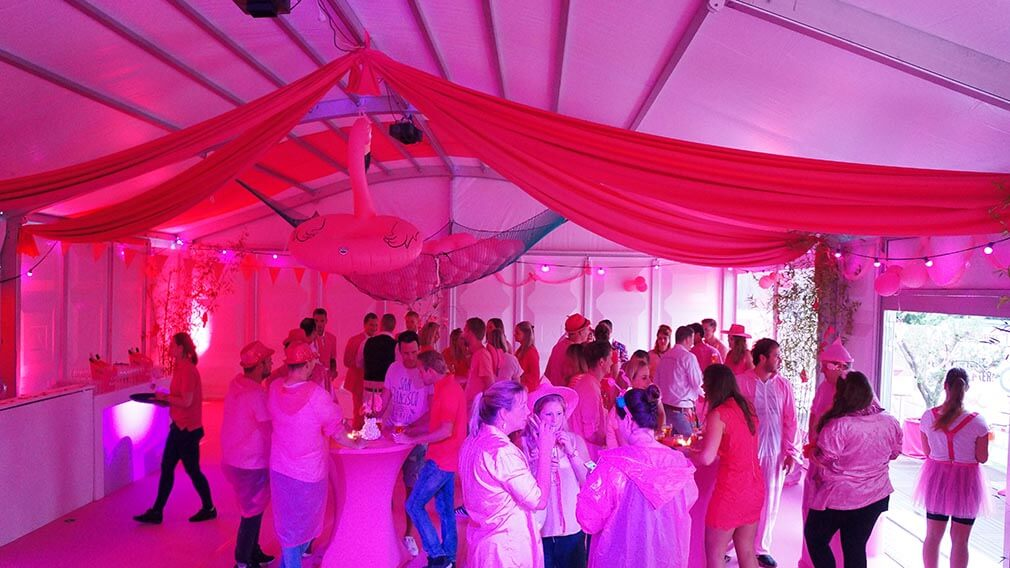 tent voor feest huren