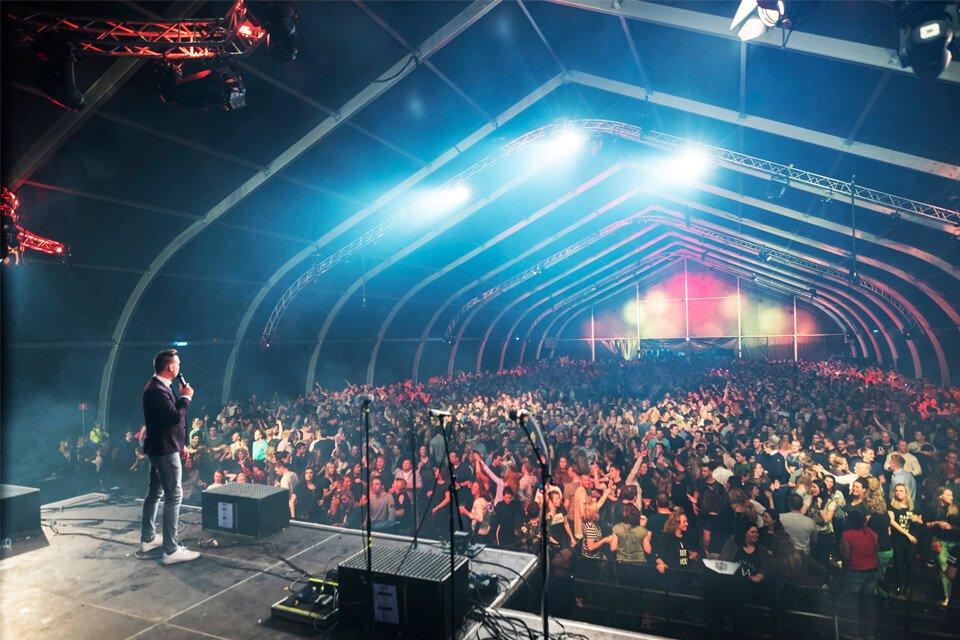 Armada tent festival