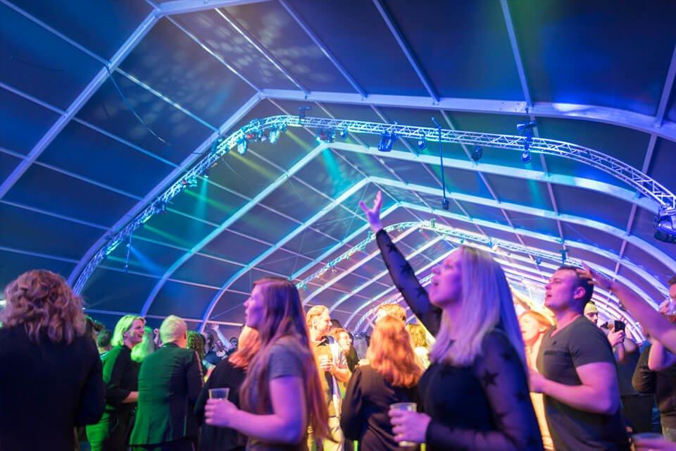 Festival Armada tent