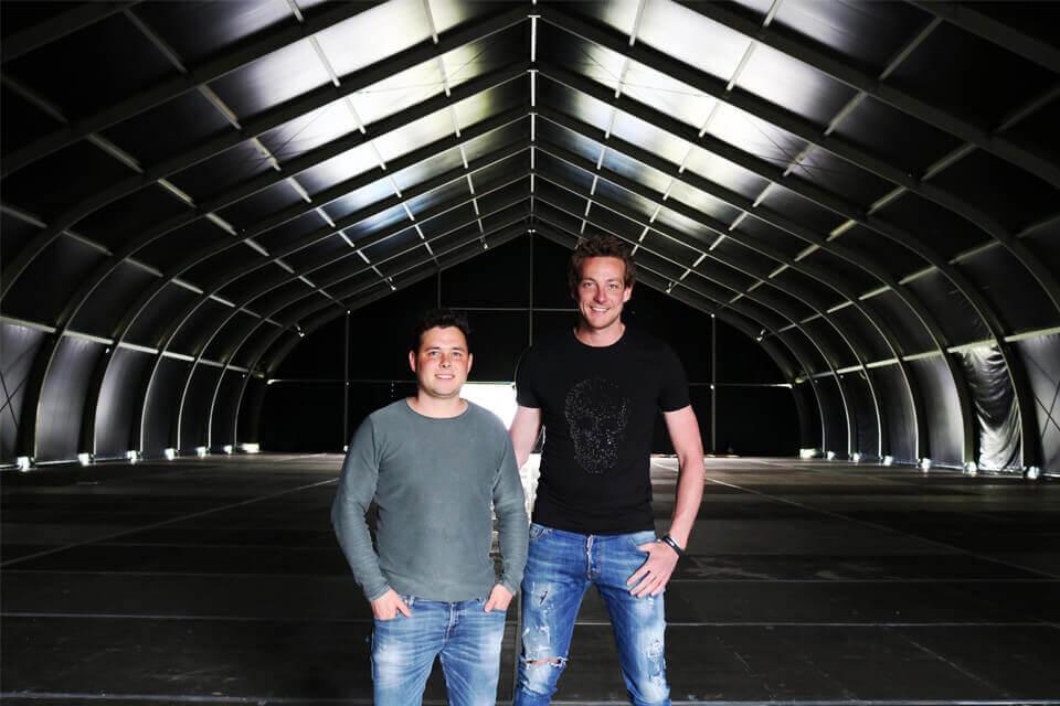 Erik van Donselaar en Remco van Ginkel