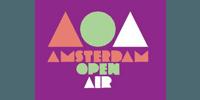 Logo Amsterdam Open Air