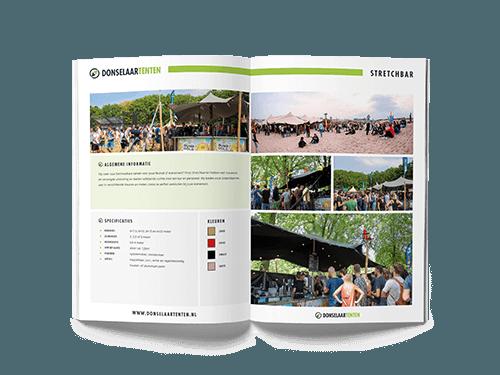 ONLINE Brochure Compleet Donselaar Tenten