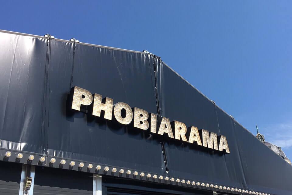 referentie phobiorama tent