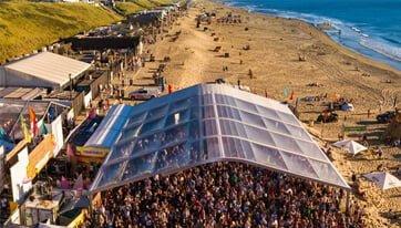 Beachfestival Luminosity