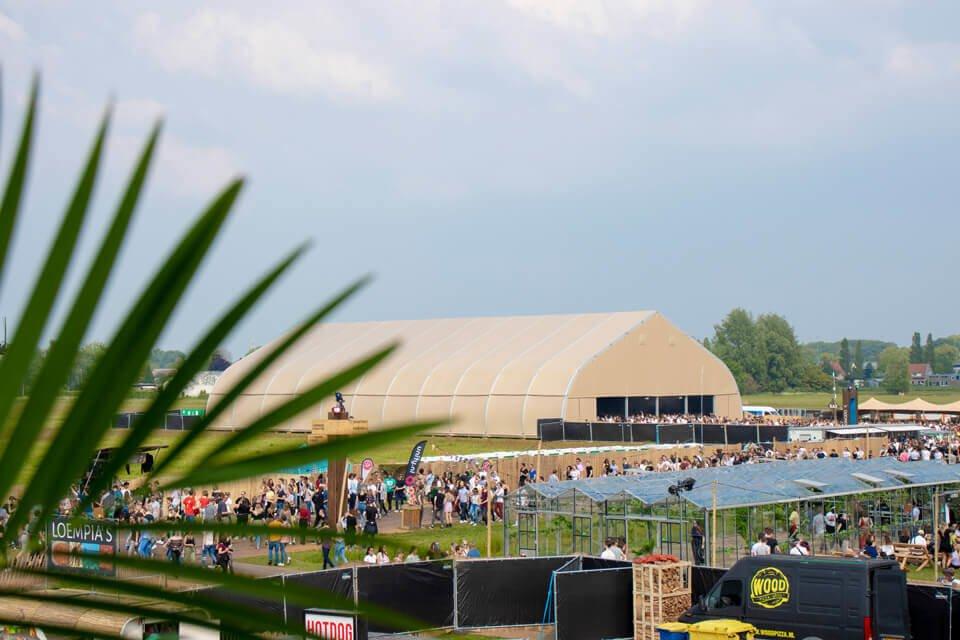Armada Festivaltent | Donselaar Tenten