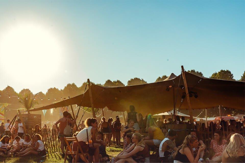 Festivaltenten Verhuur Donselaar Tenten