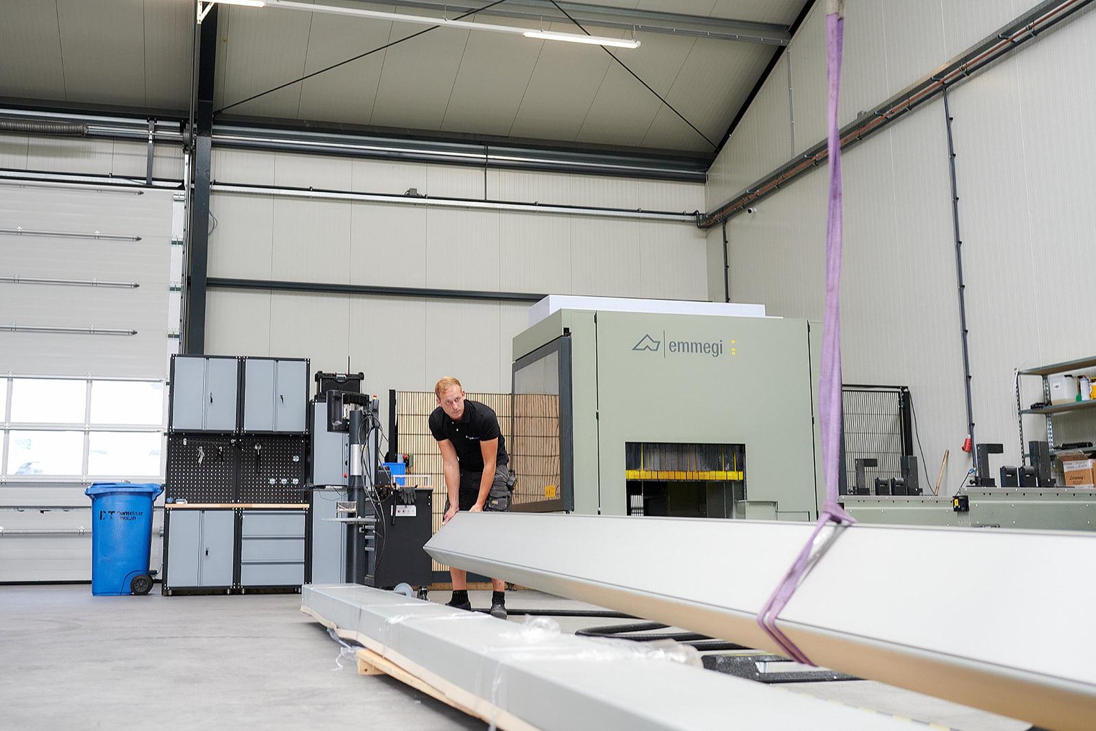 CNC operator vacature