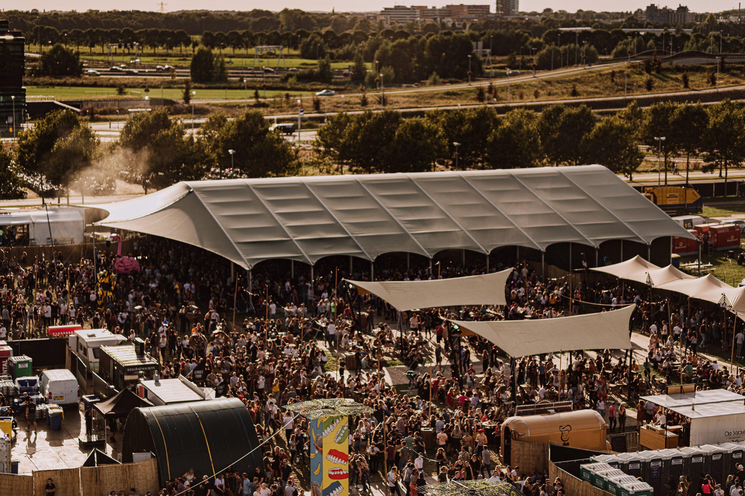 Donselaar Tenten - Soorten festivaltenten