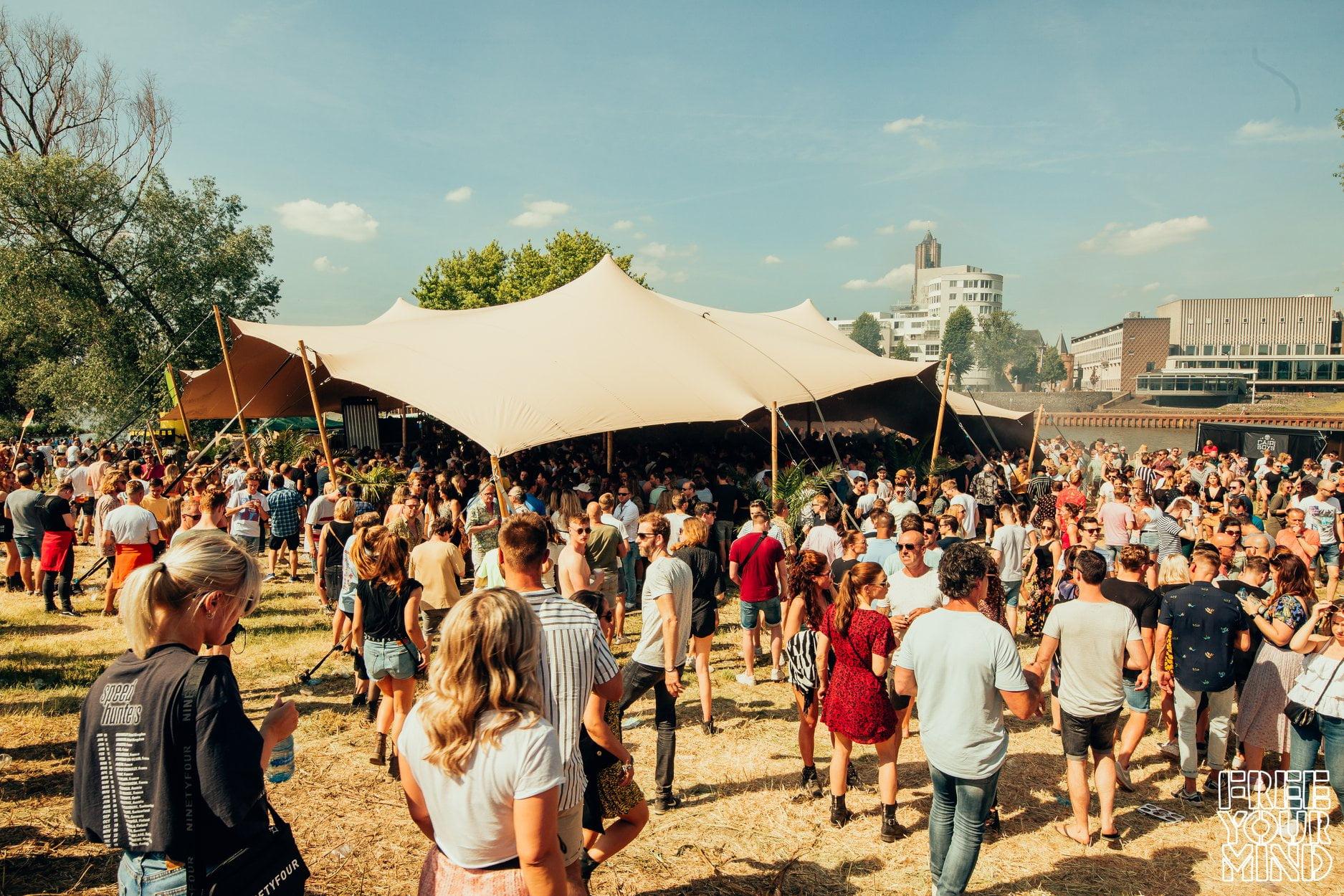 Verschillende Soorten Festivaltenten