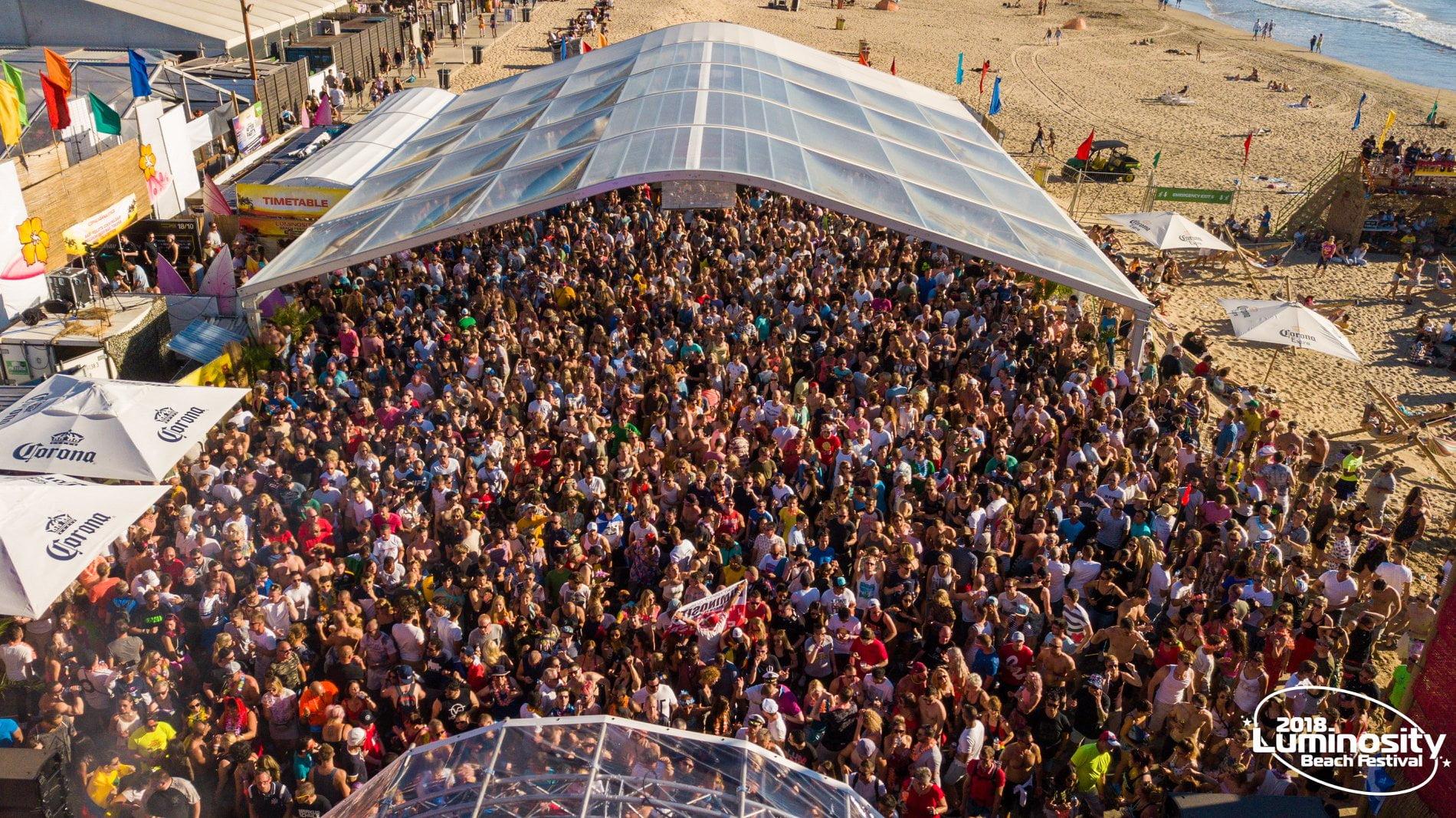 Soorten festivaltenten - Donselaar Tenten